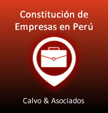 Constitución de Empresas en Perú